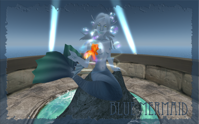 Blue Mermaid Web 3