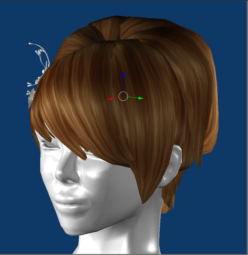 mesh hair styles slinky tutorial how to view textures on one mesh 5929
