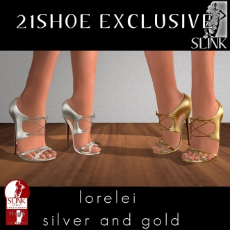 Lorelei 21shoe