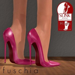 Siren Leather fuschia