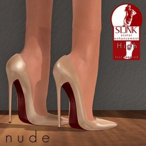Siren Leather Nude