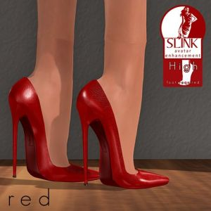 Siren Leather Red