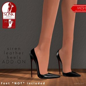 Slink Siren Leather Main AD