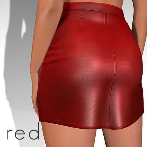 Leather Mini red_1